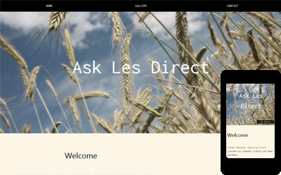 Ask Les Direct, click for details
