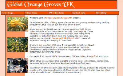 Global Orange Groves, click for details