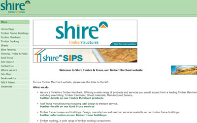 Shire Timber & Truss, click for details